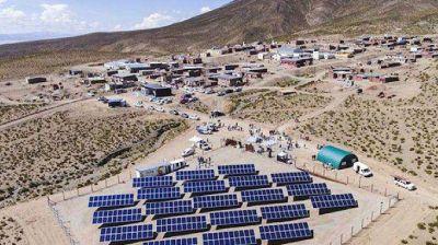 Jujuy: más pueblos serán abastecidos con energía solar