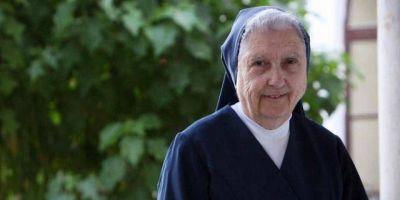 Sor Victoria: La religiosa de 95 años que ha dedicado 70 a los más pobres