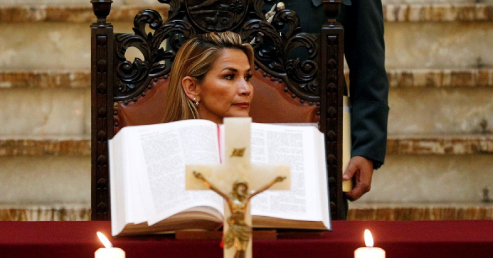 Bolivia: La Biblia y la cruz salen de los actos de gobierno tras un año