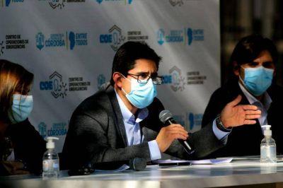 Evalúan autorizar actos de colación de colegios en Córdoba