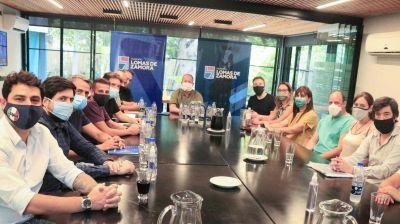 Lomas: Insaurralde realizó cambios en su gabinete