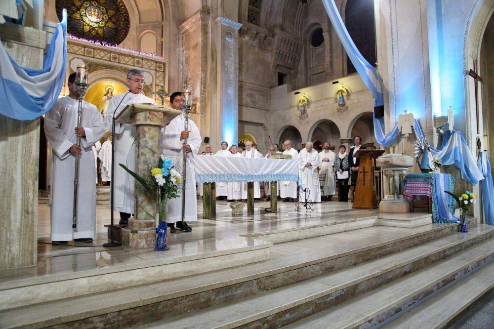 """Obispado quilmeño anunció que la tradicional """"Misa de la Esperanza"""" se podrá ver por Youtube y Facebook"""