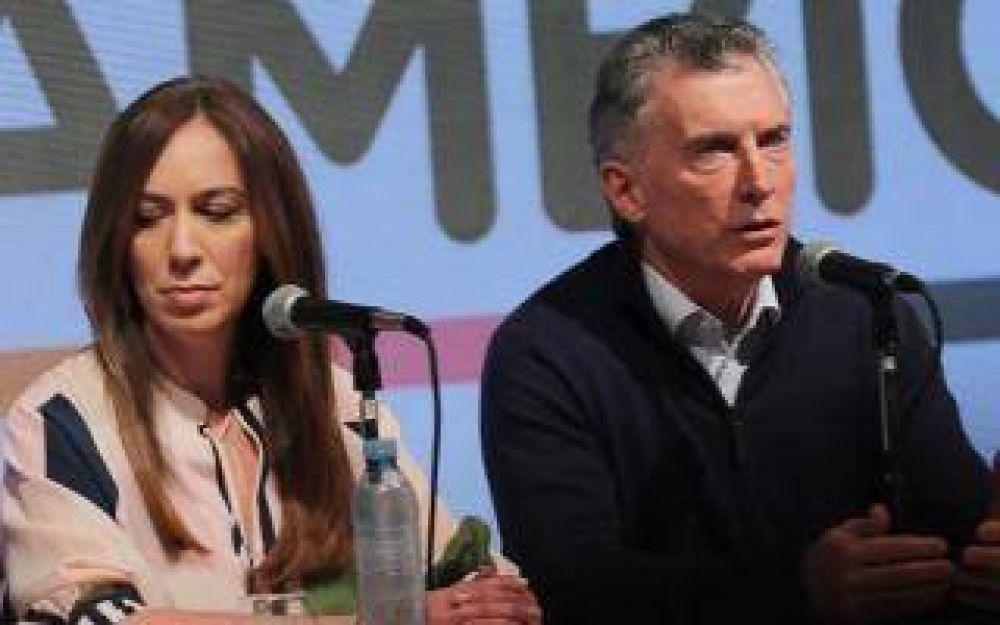 Mauricio Macri y Vidal se muestran activos pero distanciados: Reuniones con intendentes y dirigentes bonaerenses