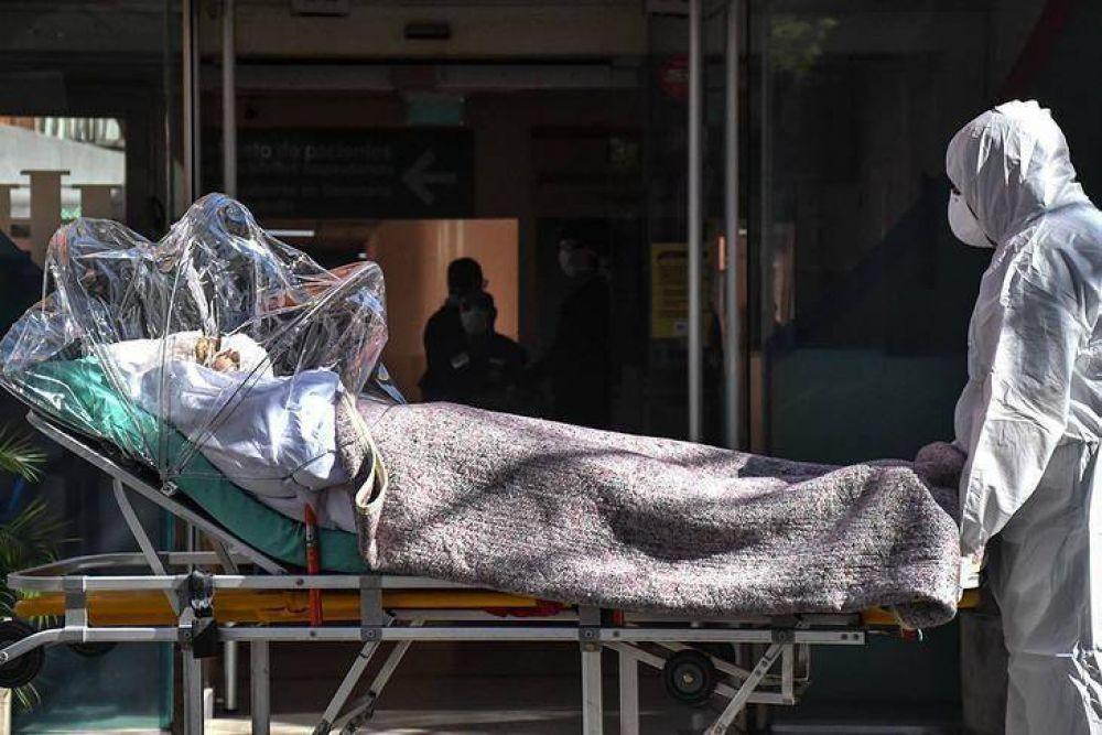 Con más de 35 mil fallecidos, Argentina se posiciona entre los peores países en muertes por millón