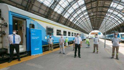 Vuelven los trenes en noviembre, aunque Córdoba deberá esperar