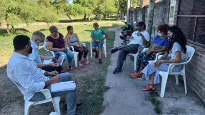 Pedrini y el Frente de Todos acompañan el pedido de memoria y justicia para los 44 héroes del Ara San Juan