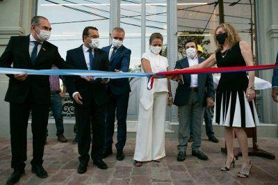 Se inauguró el edificio del Tribunal de Cuentas de la Provincia