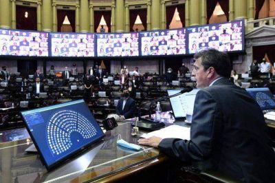 Semana clave en Diputados: vuelve el Presupuesto 2021 y se trata el Aporte Solidario