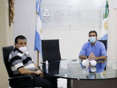 UATRE: Voytenco mantuvo una reunión clave con Capitanich