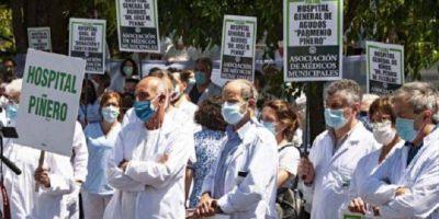Médicos porteños van a paro en rechazo a oferta salarial de Larreta, y advierten que puede ser por tiempo indeterminado