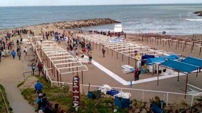Perla Norte: el balneario presentó una denuncia por los destrozos