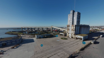 Importante inversión en los silos del puerto para este verano