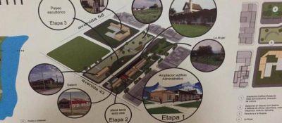 Proyecto de remodelación del Centro Cultural Municipal