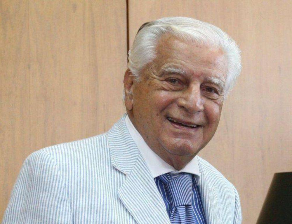 Antonio Cafiero será homenajeado por el Día de la Militancia