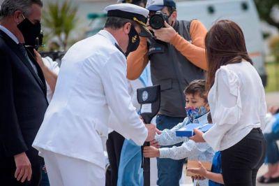 ARA San Juan: el Gobierno se comprometió ante los familiares a buscar justicia, a tres años del naufragio