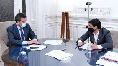 Ansaloni acordó con Massa que el Partido Fe se integrará al Frente de Todos