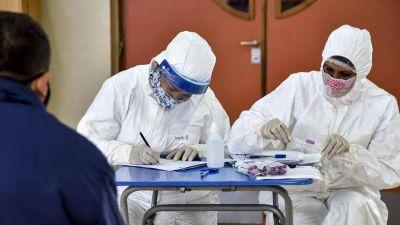 Otras 129 personas murieron y 5.645 fueron diagnosticadas con coronavirus en el país