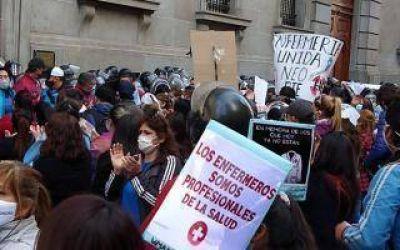 Enfermeros convocan a escrache en la casa que el Ministro de Salud porteño Fernán Quirós tiene en San Fernando