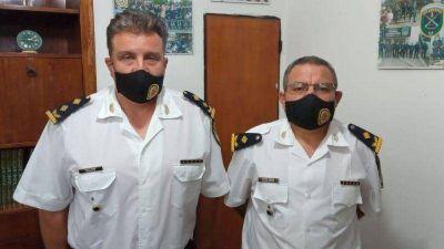 Cristian Cattaneo es el nuevo jefe de la Departamental Punilla