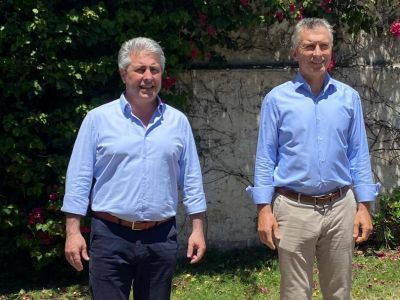 Intendente de Pergamino brindó detalles de su reunión con Mauricio Macri