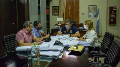 Susana Zenteno se reunió con Niederle por obras trascendentes para Valle Viejo