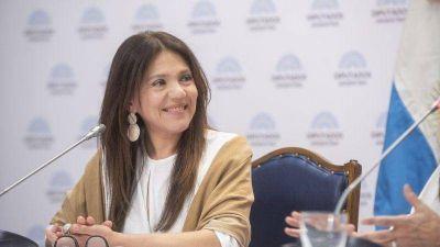 La diputada Silvana Ginocchio dio positivo de coronavirus