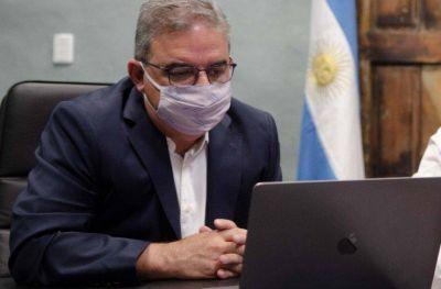 El hisopado a Raúl Jalil dió negativo pero seguirá aislado preventivamente