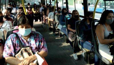 SAETA: desde este martes podrán trasladarse hasta 10 pasajeros de pie por coche