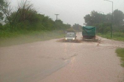 Sin presupuesto, ni proyectos para la nueva traza de la ruta nacional 68