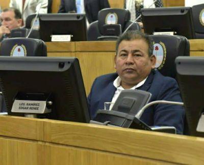 El legislador Reneé Ramírez negó que ATSA esté vinculada al narcotráfico
