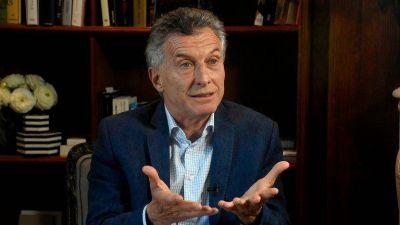 """Mauricio Macri pidió """"no dejar pasar el relato del Gobierno"""" y que Juntos por el Cambio conteste la carta al FMI de los senadores oficialistas"""