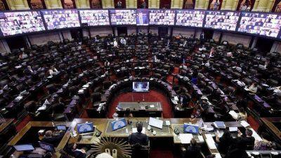 Impuesto a la riqueza: la sesión duraría unas 20 horas y podría ser presidida por un diputado del PRO