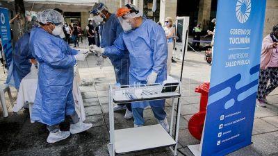 Otras 292 personas murieron y 7.893 fueron diagnosticadas con coronavirus en el país