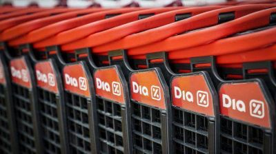 Grupo DIA bajó pérdidas con cierre de locales y el refuerzo de ventas online