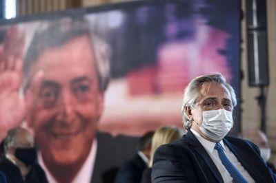 Día de la Militancia: Alberto Fernández recordó a Néstor Kirchner