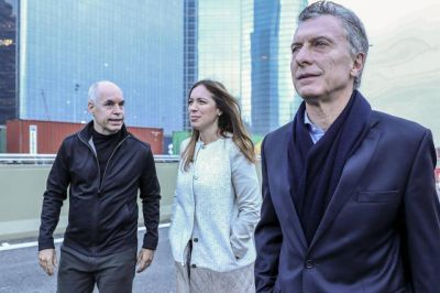 Macri pretendía que Juntos por el Cambio saliera a defender a su gobierno, pero Larreta y Vidal lo vetaron