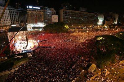 Este sábado el Festival de Luis Palau movilizará a miles de argentinos