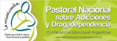 Comunicado de la Comisión Nacional de Pastoral de Adicciones y Drogadependencia