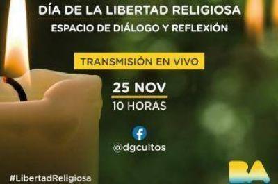 La Ciudad de Buenos Aires celebra el Día de la Libertad Religiosa con un encuentro virtual