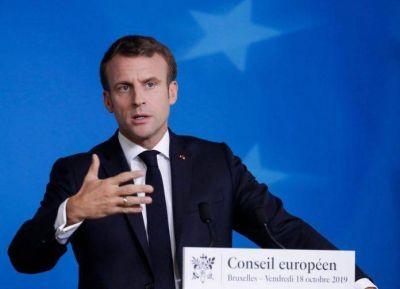 Macron irritado por las críticas de la prensa anglosajona hacia la situación del Islam en Francia