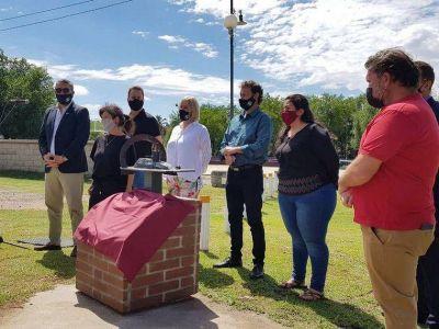 Concejal pidió sacar su nombre de la placa del Ara San Juan