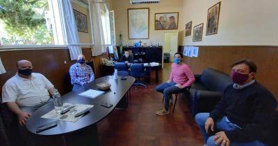 """Vialidad Provincial: Importante obra para la consolidación del """"Camino del Espinillo"""""""