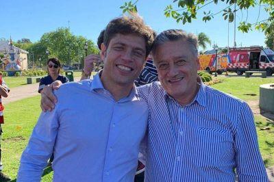 Gelené se reúne en La Plata con Kicillof