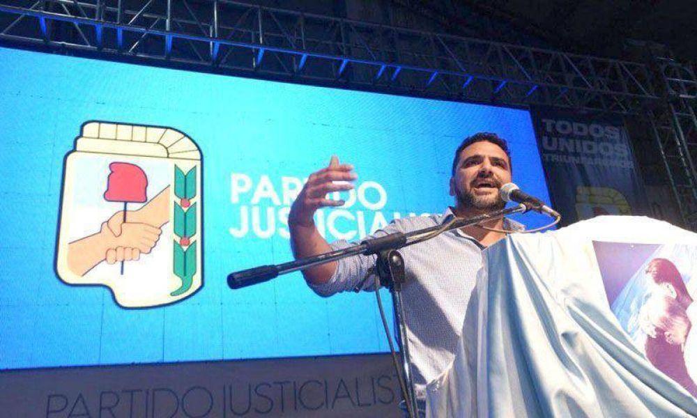Proclamaron a la Lista 22 Unidad Conducción Peronista