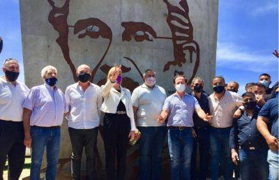 Daer y Caló festejaron el día de la militancia en Santa Fe: