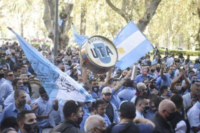 Rosario: Choferes nucleados en la UTA realizarán una movilización