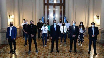 Los llamados de Máximo Kirchner detrás de la aprobación del impuesto a la riqueza