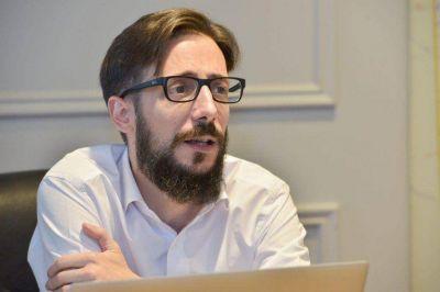 Agustín Simone detalló las obras incluidas en el presupuesto