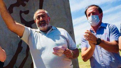 Ausente en las caravanas K por el Día de la Militancia, la CGT homenajeó a Rucci y se mostró con un enemigo interno de los Moyano