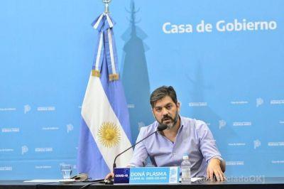 """Bianco: """"Quienes especulan con las elecciones no reflejan las prioridades del pueblo bonaerense"""""""